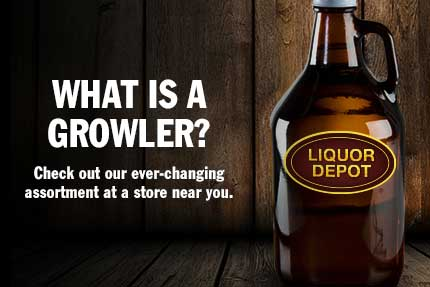 What is a Growler Bar? - Check Out Our Ever-Changing Assortment at a Store Near You
