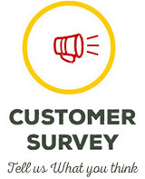 Customer Survey - Tell us what you think